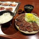 牛ヒレステーキ 一番 - 『牛ハラミ』ステーキ 230g