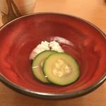 吉香 - 冬瓜と鱧のお吸物