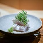 吉い - ☆太刀魚の焼き霜