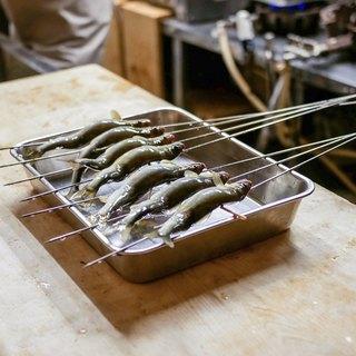 吉い - 料理写真:☆岐阜県 馬瀬川の鮎