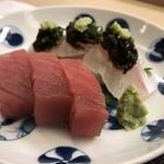 京料理かねき - お刺身