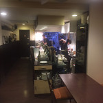 G'day ワイン食堂 - 内観1