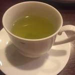 G'day ワイン食堂 - 緑茶