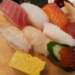 88447612 - 握り寿司ランチ(800円)
