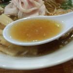日本橋麺処こはる - スープ