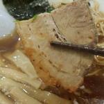 日本橋麺処こはる - チャーシュー