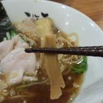日本橋麺処こはる - メンマ