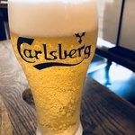 タイ国専門食堂 - ビール(*´∀`*)