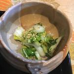 御料理武蔵野 - 香の物