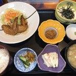 千石家 - 料理写真:日替りランチ