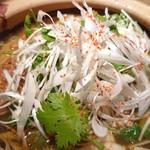虎萬元 - 香辛料の効いた羊煮込み麺