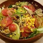 ハシヤ - 野菜の種類はカウントレス