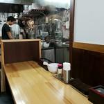 中華そば こてつ - 厨房