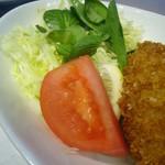 88458218 - 野菜サラダ