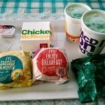 マクドナルド - 料理写真:朝食です