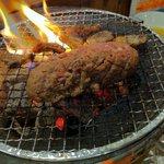 湘南BBQ - ハンバーグは絶品