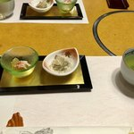 Kanidouraku - 前菜