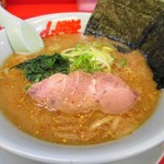 ラーメン山岡家 - 味噌ラーメン650円