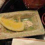 天一 - 塩とレモン