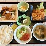 一品香 - A定食 1780円