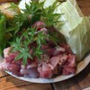 地鶏庵城の平 - 料理写真: