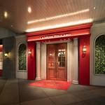 ラ・メール・プラール - パリに点在するブティックホテルのような門構え