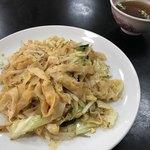 シンガポール食堂 - 料理写真:皿オッチャホイ ¥650