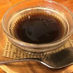 カフェ コティー - コーヒーゼリー(2018.6.30)