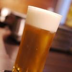 88469110 - 生ビール(ヱビス)