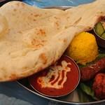ほんとのインド料理とカレーの店 -
