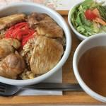 ファミリーレストラン いし橋 - 料理写真:アイドル 900円