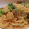 生パスタ&イタリア大衆酒場 小麦屋 - 料理写真:ウニとホタテのクリームパスタ