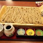 ばんどう太郎 - 料理写真:板蕎麦800g