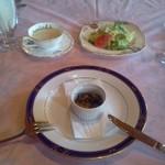レストラン 仁 - 以降4枚パスタランチです。