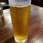 CAFFE' JIMMY BROWN - 本日のビール