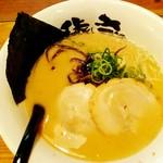 博多ラーメン 琥家 - シロ 600円+税