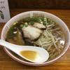 赤のれん - 料理写真:醤油
