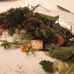 88478862 - 40種野菜のサラダ