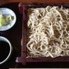 慈久庵 - 料理写真:「大盛りせいろそば」1650円