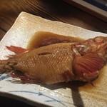 ろばた番屋 - 料理写真:キンキ