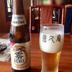 慈久庵 - 「麒麟 零ICHI ノンアルコールビール」400円