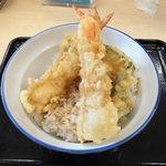 天ぷら本舗 さん天 - 料理写真:海老天丼