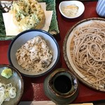 蕎麦 みずき - 料理写真: