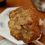 盛京亭 - 肉だんご(^^♪パクッ