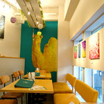 GALLERY&CAFE CAMELISH - 店内