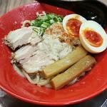 バリバリジョニー - 料理写真:【まぜそば + タマゴ】¥520 + ¥110
