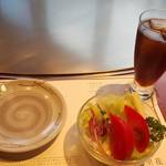 鉄板焼ステーキ世里花 - ビーフステーキランチ 180g 3,000円