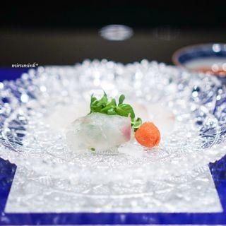 野嵯和 - 料理写真:愛知県下島のコチ