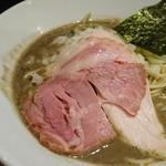 亀戸煮干中華蕎麦つきひ - 濃厚中華そば