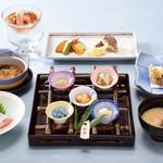 日本料理「むさしの」 - 料理写真:2018.07 四季会